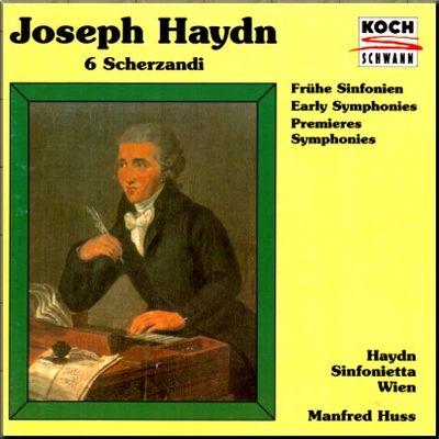 Haydn Huss Scherzandi