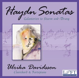 Haydn Keyboard Davidsson cover