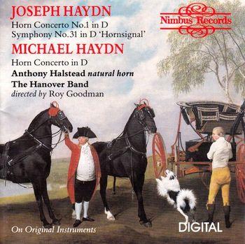 Goodman Hornsignal cover