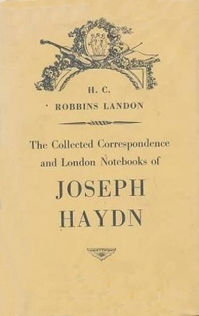 Cover of Landon 'Collected Correspondence' book