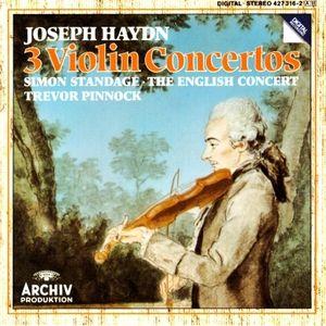 Haydn Violin Concertos Standage