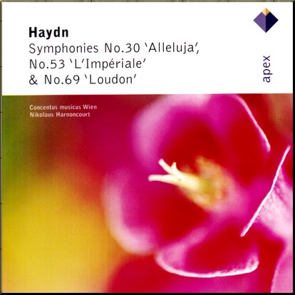 Haydn Harnoncourt 30 53 69 cover