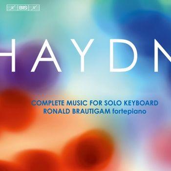 Brautigam Haydn cover