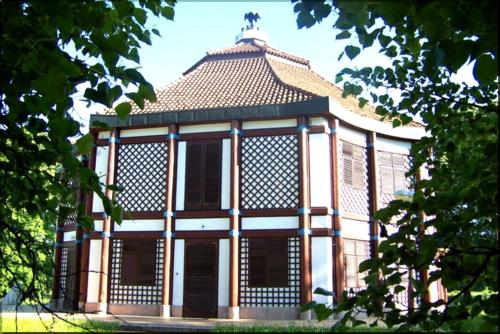 1773 The Bagatelle at Eszterháza