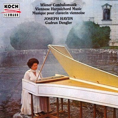 Haydn Keyboard Dengler cover
