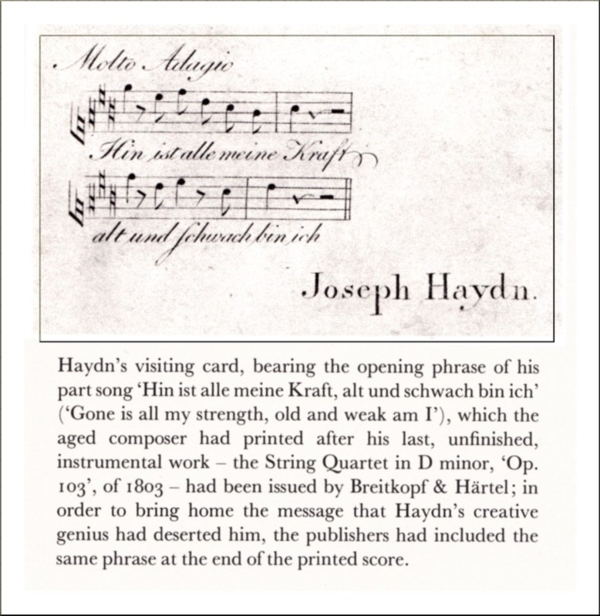 Haydn's Calling Card small