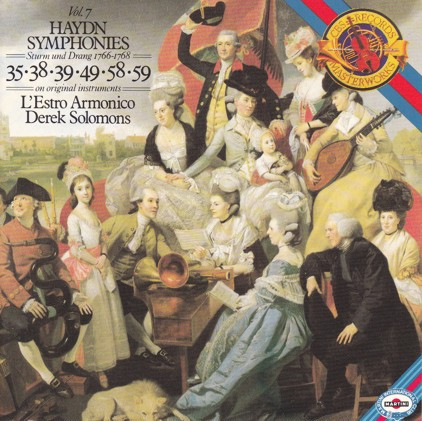 Haydn Solomons 35-38-39-49-58-59 cover