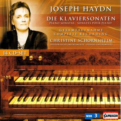 Haydn Keyboard Schornsheim Haydn
