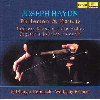 Haydn Philemon & Baucis Brunner cover