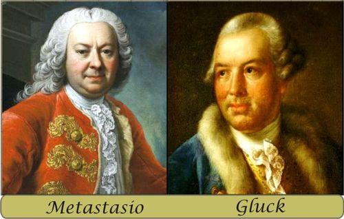 Metastasio & Gluck