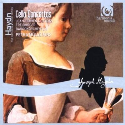 Haydn Cello Concertos Queyras HE cover