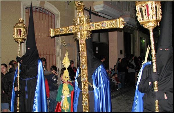 1786 Procession in Cadiz