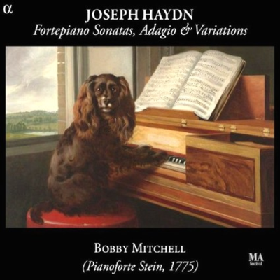 Haydn Keyboard Bobby Mitchell cover