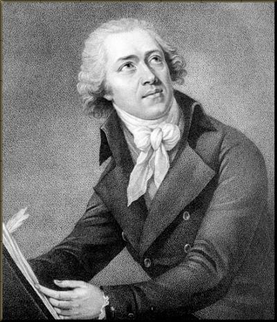1790 Leopold Koželuch by William Ridley 1797
