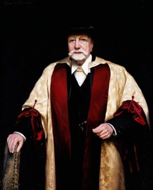 1791 AC Mackenzie Oxford Doctor of Music