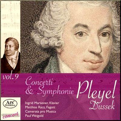 Pleyel & Dussek cover