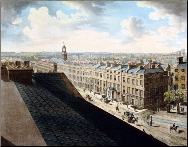 1792 Panorama from the roof of the Albion Mills - Rob Barker 1792 1 of 6