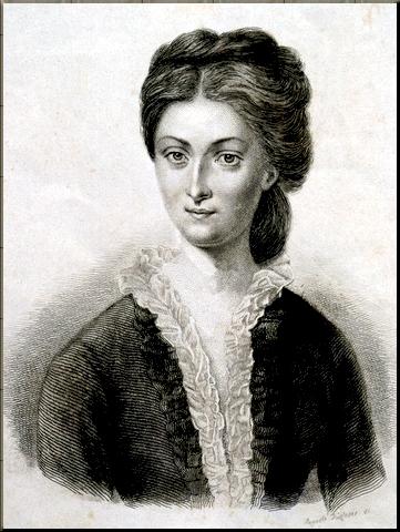 Rebecca (Scott) Schröter - (1751 - 1826)