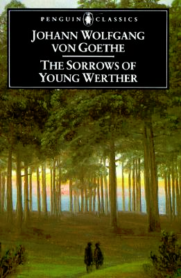 Sorrows of Werther cover