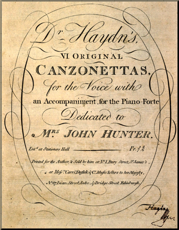 Canzonets Book 1 cover medium