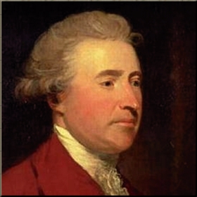Edmund Burke by James Northcote reduced