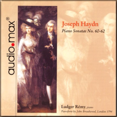 Haydn Keyboard Ludger Rémy cover