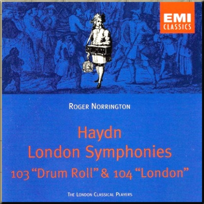 Haydn Norrington 103 & 104 cover