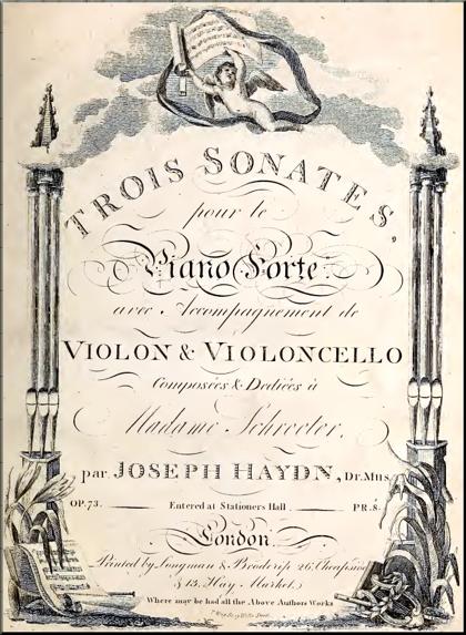 1795 Original L&B cover page for Schroeter Trios sm