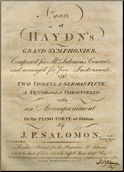 1795 haydn_salomon arrangement of symphonies as 5tets sm