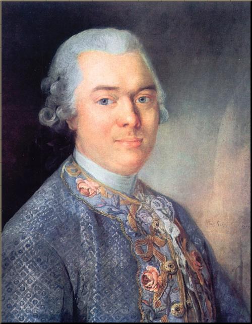 1796 Gottried van Swieten