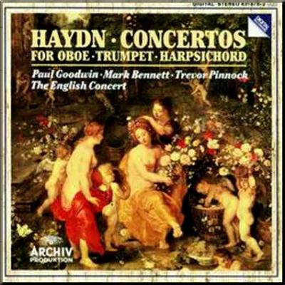 1796 CD Pinnock Concerto