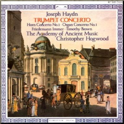 1796 CD Hogwood Concerto