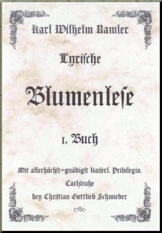 1796 Ramlers lyrische blumenlese 2