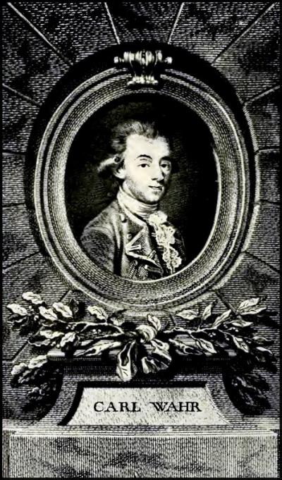 Carl Wahr portrait