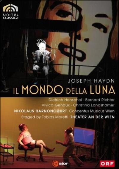 Il mondo Harnoncourt DVD
