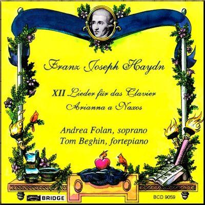 Beghin Folan Lieder Book I