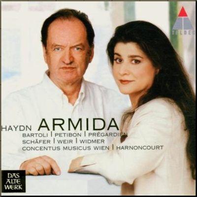 Haydn Harnoncourt Armida cover