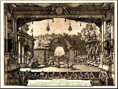 1786 Staged Drama