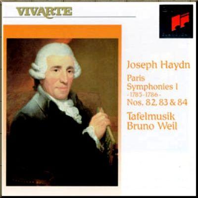 Haydn 82-84 Tafelmusik