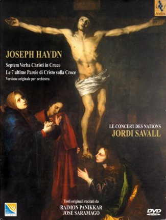 Haydn 7 Last Words Savall DVD sm