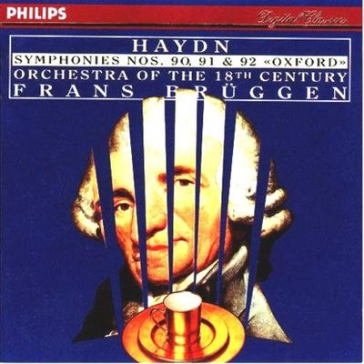 Haydn Bruggen 90_92 cover