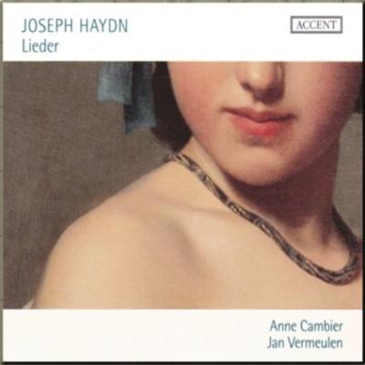 Haydn Lieder Vermeulen cover