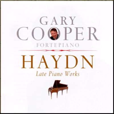 Haydn Keyboard Cooper cover