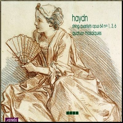 Mosaiques Op 64 part 1 cover
