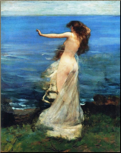 1790 Ariadne Sir John Lavery 1886 small