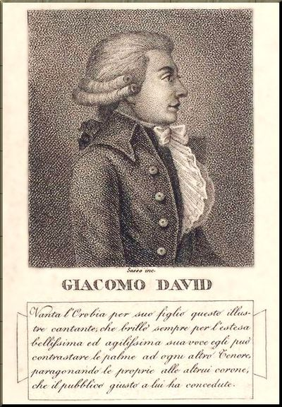 1791 Giacomo David