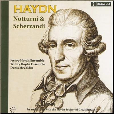 Haydn Notturnos McCaldin