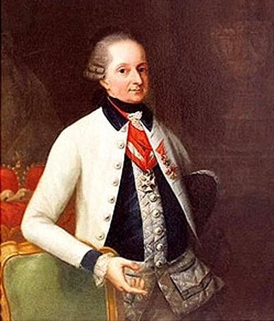 1763 Nicholas Esterházy
