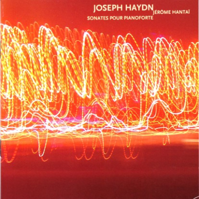 Haydn Keyboard Hantaï cover