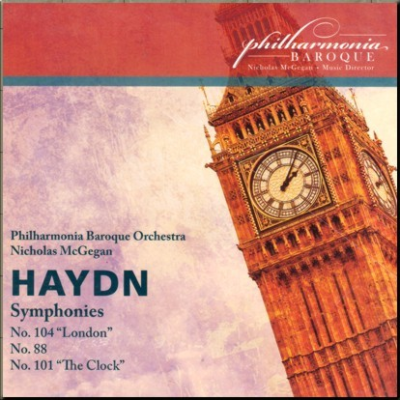 Haydn McGegan 88 - 101 - 104 cover